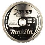 Пильный диск для нержавеющей стали,305x25.4x1.65x100T, Makita