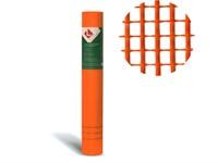 Стеклосетка штукатурная 5х5, 1мх50м, 160, оранжевая, (Южный Океан)