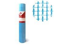 Стеклосетка штукатурная 5х5, 1мх50м, 160, синяя, PRORAB