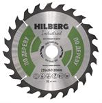 Диск пильный Hilberg Industrial Дерево 235*24Т*30 mm