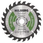 Диск пильный Hilberg Industrial Дерево 165*20*24Т