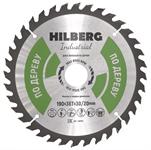 Диск пильный Hilberg Industrial Дерево 190*30/20*36Т