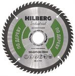 Диск пильный Hilberg Industrial Дерево 190*30/20*60Т