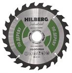 Диск пильный Hilberg Industrial Дерево 210*30*24Т