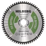 Диск пильный Hilberg Industrial Дерево 230*30*64Т