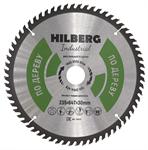 Диск пильный Hilberg Industrial Дерево 235*30*64Т