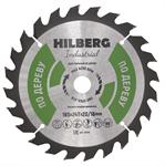 Диск пильный Hilberg Industrial Дерево 180*20/16*24Т