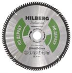 Диск пильный Hilberg Industrial Дерево 255*30*100Т
