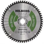 Диск пильный Hilberg Industrial Дерево 260*30*60Т