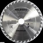 Диск пильный Hilberg Industrial Дерево 350*50*36Т