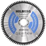 Диск пильный по алюминию Hilberg Industrial 210*30 мм, 80Т зубов