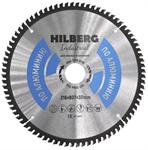 Диск пильный по алюминию Hilberg Industrial 216*30 мм, 80Т зубов
