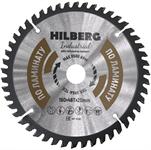 Диск пильный по ламинату Hilberg Industrial 160*20 мм, 48Т зубов