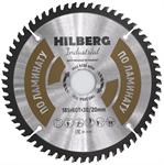 Диск пильный по ламинату Hilberg Industrial 185*30/20 мм, 60Т зубов