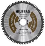 Диск пильный по ламинату Hilberg Industrial 216*30 мм, 80Т зубов