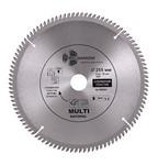 Диск пильный по мультиматериалам Trio-Diamond 255*30/20 мм, 100T зубов