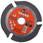 Диск пильный по дереву для УШМ Trio-Diamond 125*22,23 мм, 3T зуба
