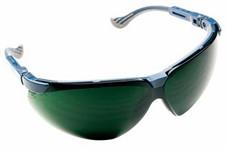 Очки защитные для газосварки 5DIN(Г2), покр. от царап., регул.дужки, мод.XC, Honeywell