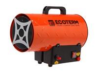Нагреватель газовый переносной Ecoterm GHD-151 (15 кВт, 320 куб.м/час), обогрев до 737 м3