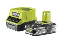 Аккумулятор с зарядным устройством RYOBI RC18120-125  (2,5 Ач, 18 В)