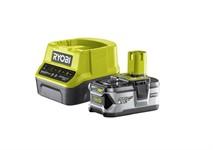 Аккумулятор с зарядным устройством RYOBI RC18120-140  (4,0 Ач, 18 В)