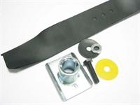 Нож для газонокосилки нож ECO LG-532(сервисный комплект для установки)