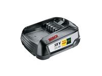 Аккумулятор BOSCH PBA 18V 18.0 В, 2.5 А/ч, Li-Ion (для инструмента DIY)