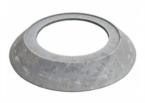 Конусный переходник смотрового колодца d 590-1060 мм