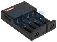 Устройство зарядное универсальное SMART для 4 АКБ Rexant i4