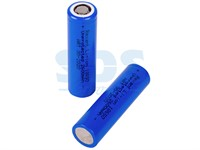 Аккумулятор Rexant unprotected 18650 Li-ion 2600 mAh, 3.7 В - 10 шт.