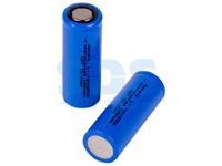 Аккумулятор Rexant unprotected 18500 Li-ion 1400 mAh, 3.7 В - 1 шт.