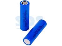 Аккумулятор Rexant unprotected 18650 Li-ion 2400 mAh, 3.7 В - 10 шт.