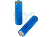 Аккумулятор Rexant unprotected 18650 Li-ion 2000 mAh, 3.7 В - 10 шт.