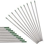 Электроды вольфрамовые зеленые AC, Ф 2,4 мм, TIG сварка, TELWIN - 10 шт.