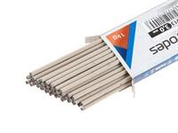 Электроды E6013 ф 3,0 мм (рутиловые, аналог АНО-21, МР-3) SOLARIS - 1,0 кг.