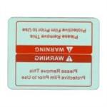 Стекло для маски сварщика FUBAG OPTIMA 4-13 внешнее