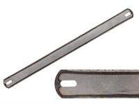 Полотно ножовочное по металлу 300 мм двухстороннее