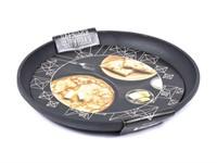 Сковорода чугунная 29*3,5 см, Легмаш