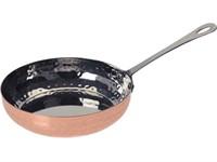 Сковорода металлическая 14*3,5 см (код 416060)