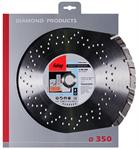 Алмазный диск по бетону FUBAG Beton Extra 350x3,2x25,4