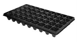 Кассета для рассады пластмас, квадратн, 45 ячеек