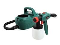 Краскораспылитель электрический Hammer Flex PRZ 600 (600 Вт, 800 мл/мин, бак 0.8 л)