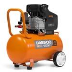 Компрессор масляный коаксиальный DAEWOO DAC50D (50л., 290 л/мин, 8 бар, 2,1 кВт, 28 кг, прямой привод)