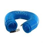 Шланг полиуретановый спиральный с фитингами FUBAG 8х12 20 м