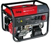 Генератор бензиновый FUBAG BS 6600 DA ES с электростартером и коннектором автоматики