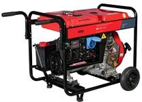 Генератор дизельный FUBAG DS 5500 A ES с электростартером и коннектором автоматики