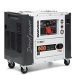 Генератор дизельный DAEWOO DDAE8000SE-3