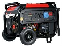 Генератор цифровой FUBAG TI 7000 A ES с электростартером и коннектором автоматики