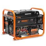 Генератор бензиновый DAEWOO GDA 7500 DFE (газовый)