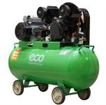 Компрессор ECO AE-1005-B1 (380 л/мин, 8 атм, ременной, масляный, ресив. 100 л, 220 В, 2.20 кВт)
